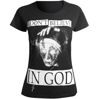 tričko dámske AMENOMEN - I DON'T BELIEVE IN GOD, AMENOMEN