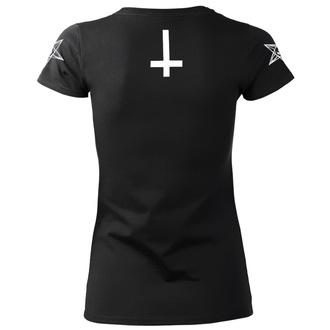 tričko dámske AMENOMEN - SATAN IS REAL, AMENOMEN