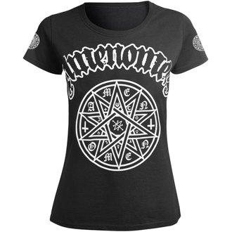 tričko dámske AMENOMEN - STAR, AMENOMEN