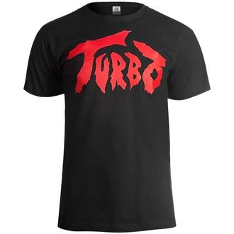 tričko pánske TURBO - LOGO - CARTON, CARTON, Turbo