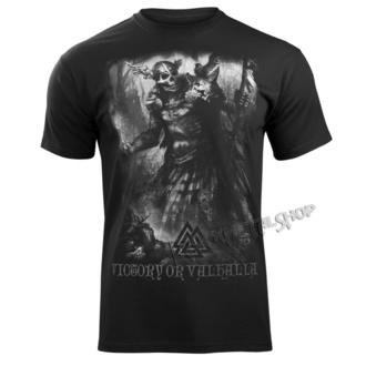 tričko pánske VICTORY OR VALHALLA - IN MEMORY OF VIKING, VICTORY OR VALHALLA