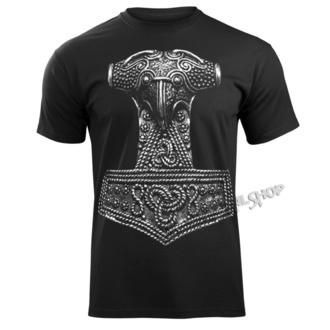 tričko pánske VICTORY OR VALHALLA - THOR'S HAMMER, VICTORY OR VALHALLA