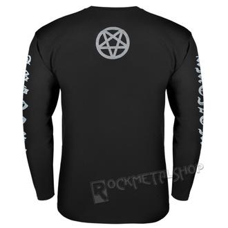 tričko pánske s dlhým rukávom AMENOMEN - BAPHOMET, AMENOMEN