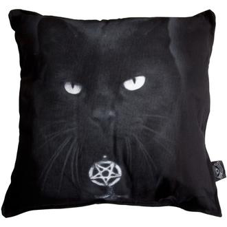 vankúš AMENOMEN - Black cat, AMENOMEN