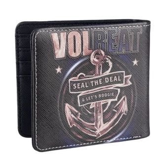 peňaženka Volbeat - Seal The Deal, NNM, Volbeat