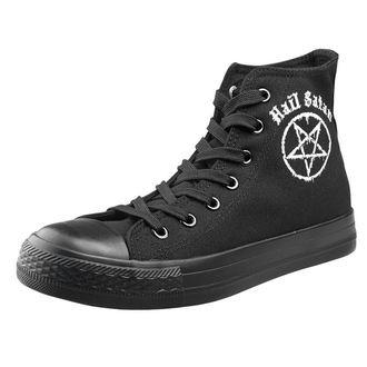 topánky AMENOMEN - Hail Satan, AMENOMEN