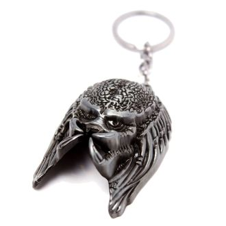 kľúčenka (prívesok) ALIEN'S HEAD IN GOLD - METAL - LEGEND, LEGEND, Alien - Vetřelec