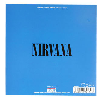 prianie Nirvana - ROCK OFF, ROCK OFF, Nirvana