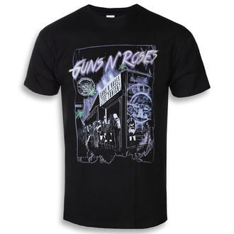 tričko pánske Guns N' Roses - Sunset Boulevard - ROCK OFF, ROCK OFF, Guns N' Roses