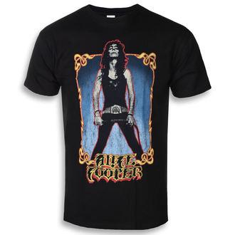 tričko pánske Alice Cooper - Vintage Whip Washed - ROCK OFF, ROCK OFF, Alice Cooper