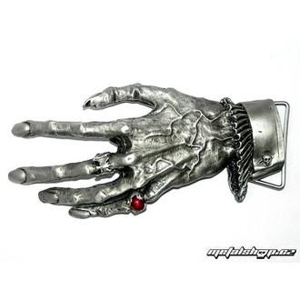 pracka na kožený opasok Hand 1, ALCHEMY GOTHIC