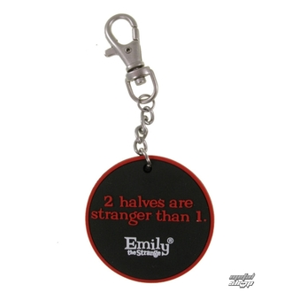 prívesok EMILY THE STRANGE, EMILY THE STRANGE