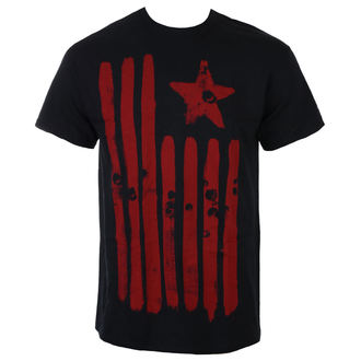 tričko pánske Rage Against The Machine - Star & Stripes - Black, Rage against the machine