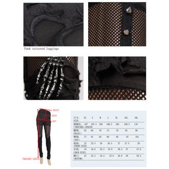 nohavice dámske (legíny) DEVIL FASHION - PT024