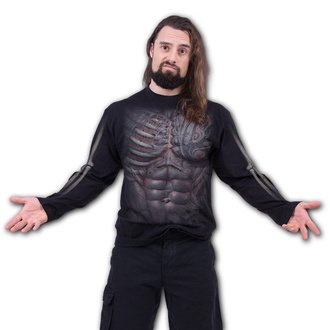 tričko pánske s dlhým rukávom SPIRAL - RIPPED, SPIRAL