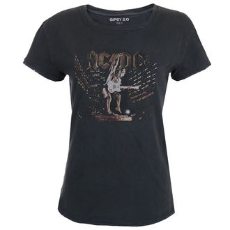 tričko dámske AC/DC - BLACK, NNM, AC-DC