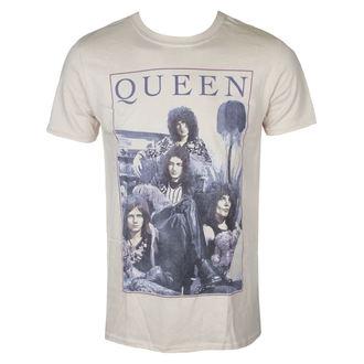 tričko pánske Queen - Vintage Frame - ROCK OFF, ROCK OFF, Queen
