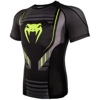 tričko pánske (termo) Venum - Technical 2.0 Rashguard - Black/Yellow, VENUM