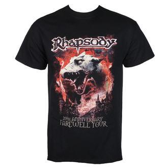 tričko pánske RHAPSODY - DRAGON HEAD - RAZAMATAZ, RAZAMATAZ, Rhapsody