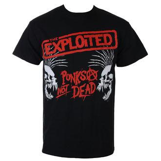 tričko pánske THE EXPLOITED - PUNKS NOT DEAD I SKULLS - RAZAMATAZ, RAZAMATAZ, Exploited