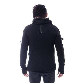 sveter pánsky VIXXSIN - REACTOR - BLACK, VIXXSIN