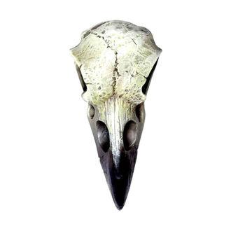 dekorácia ALCHEMY GOTHIC - Small Raven Skull, ALCHEMY GOTHIC
