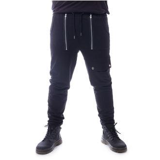 nohavice pánske (tepláky) VIXXSIN - RELM - BLACK, VIXXSIN