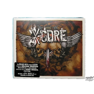 CD X-CORE \'In Hell\', X-Core