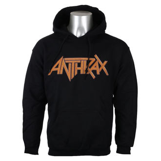 mikina pánska Anthrax - Evil Twin - ROCK OFF, ROCK OFF, Anthrax