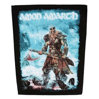 nášivka veľká AMON AMARTH - JOMSVIKING - RAZAMATAZ, RAZAMATAZ, Amon Amarth