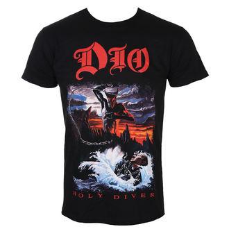 tričko pánske Dio - Holy Diver - Black - ROCK OFF, ROCK OFF, Dio
