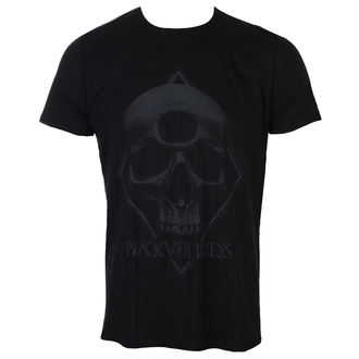 tričko pánske Black Veil Brides - 3rd Eye Skull - Black - ROCK OFF, ROCK OFF, Black Veil Brides