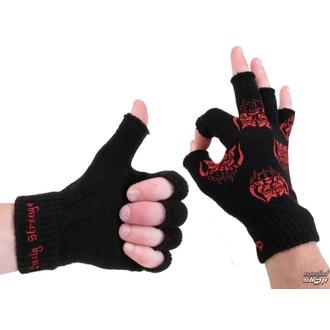 rukavice bezprsté EMILY THE STRANGE, EMILY THE STRANGE
