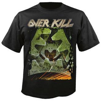 tričko pánske OVERKILL - The grinding wheel - NUCLEAR BLAST, NUCLEAR BLAST, Overkill