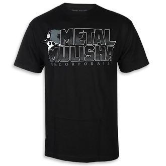 tričko pánske METAL MULISHA - JAIL BREAK BLK, METAL MULISHA