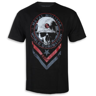 tričko pánske METAL MULISHA - SEAL BLK, METAL MULISHA