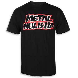 tričko pánske METAL MULISHA - STICK UP BLK, METAL MULISHA