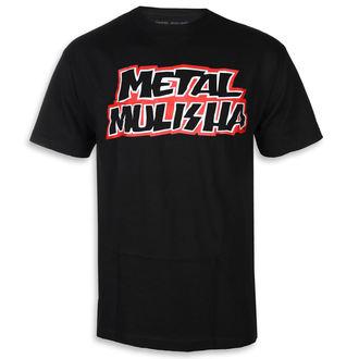 tričko pánske METAL MULISHA - STICK UP BLK, METAL MULISHA