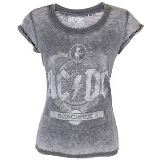 tričko dámske AC/DC - Black Ice - ROCK OFF, ROCK OFF, AC-DC