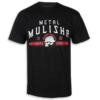 tričko pánske METAL MULISHA - JUNKYARD BLK, METAL MULISHA