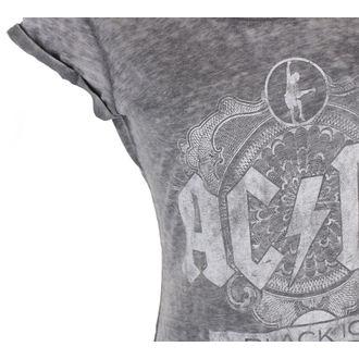 e7b35c0b479 tričko dámske AC DC - Black Ice - ROCK OFF - ACDCBO01LC - metalshop.sk