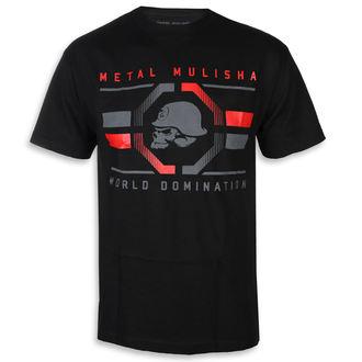 tričko pánske METAL MULISHA - OCTAGON BLK, METAL MULISHA