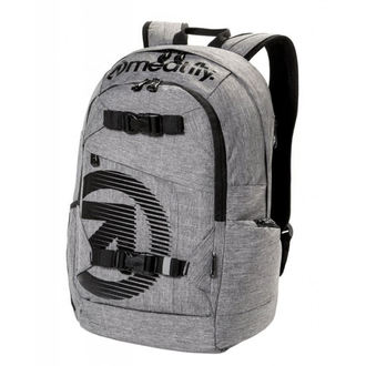 batoh MEATFLY - BASEJUMPER C - Heather Grey, MEATFLY