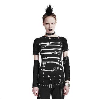 tričko dámske s dlhým rukávom PUNK RAVE - Dead Man, PUNK RAVE