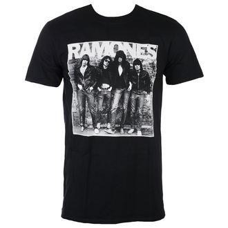 tričko pánske Ramones - 1st Album - Blk - ROCK OFF, ROCK OFF, Ramones