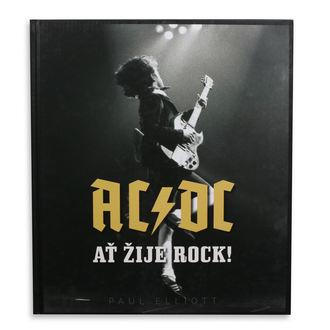kniha AC/DC - Nech žije rock! - Elliott Paul, NNM, AC-DC