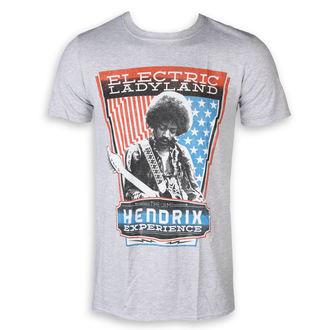 tričko pánske Jimi Hendrix - Electric - ROCK OFF, ROCK OFF, Jimi Hendrix