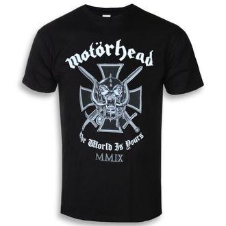 tričko pánske Motörhead 'Iron Cross' - TSB - 5329, ROCK OFF, Motörhead