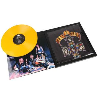 set tričko + vinyl Guns N' Roses - BRAVADO, BRAVADO, Guns N' Roses