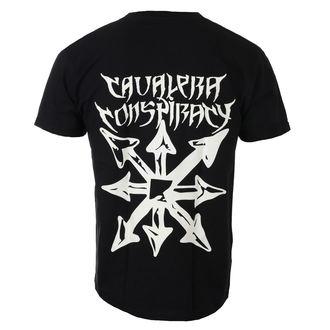 tričko pánske CAVALERA CONSPIRACY - Psychosis - NAPALM RECORDS, NAPALM RECORDS, Cavalera Conspiracy